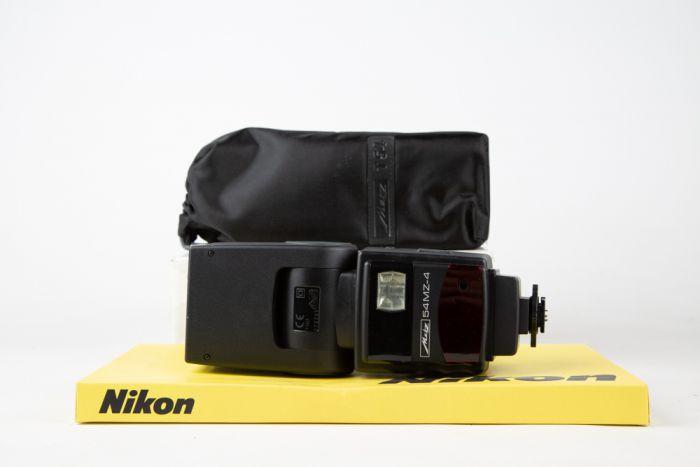 Flash Metz MZ4 Nikon