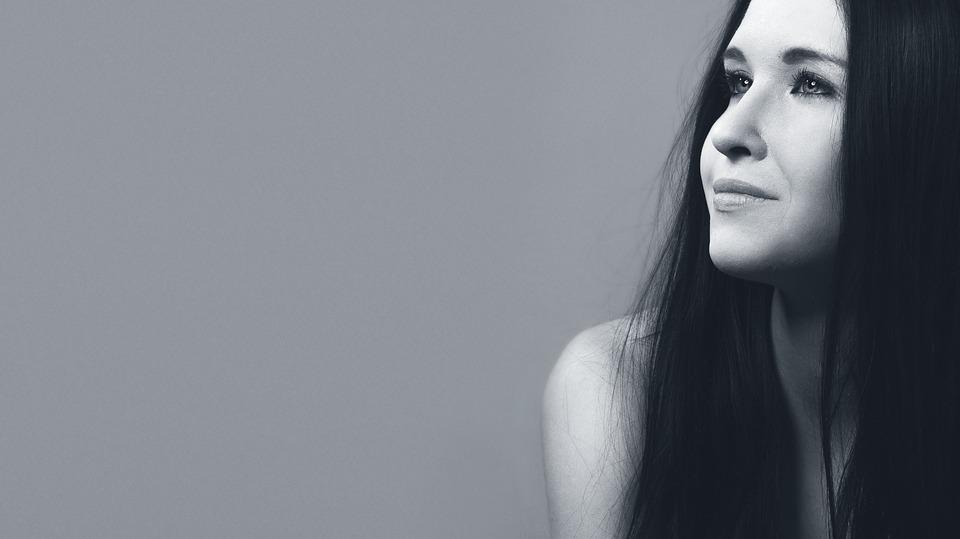 ritratto bianco e nero